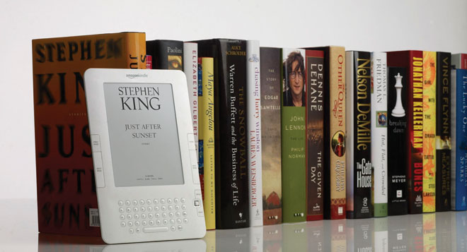 Ebook readers say goodbye to the bookshelves recyclenation ebooks kindle books fandeluxe PDF