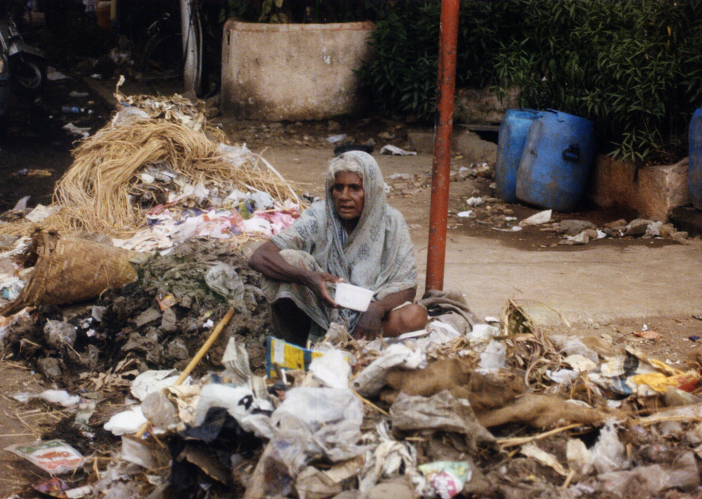 Mumbai Rag Picker