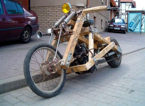 Just listed on Fleabay Bike4wood