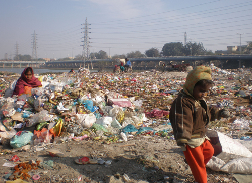 rag pickers in india essay