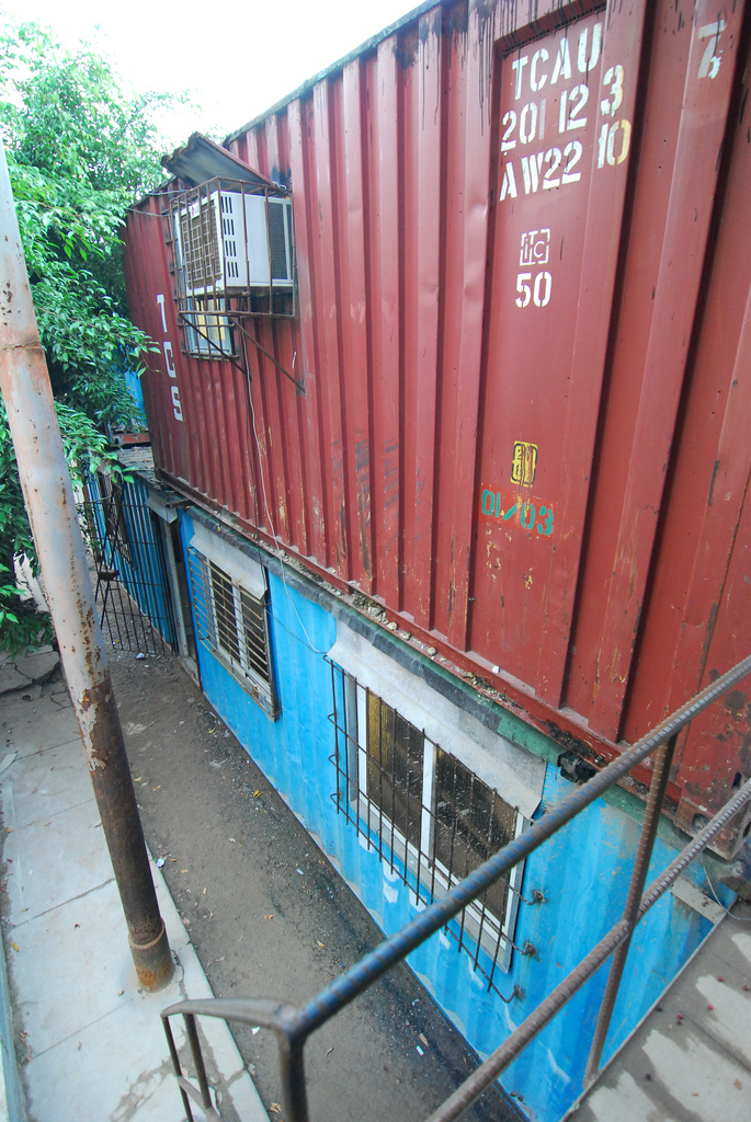 14havana Ten Recycled Shipping Container Buildings