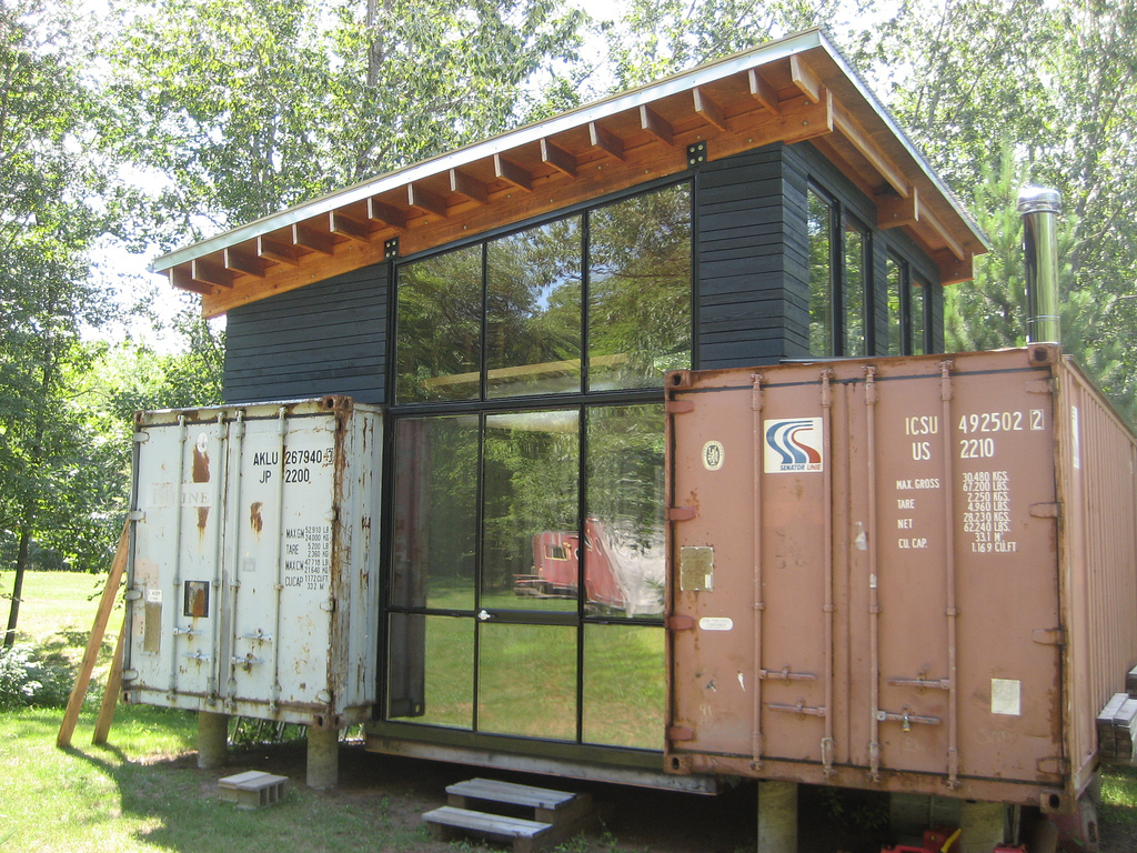 ten recycled shipping container buildings | recyclenation