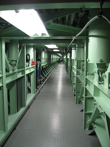 Seven Repurposed Cold War Nuclear Missile Silos