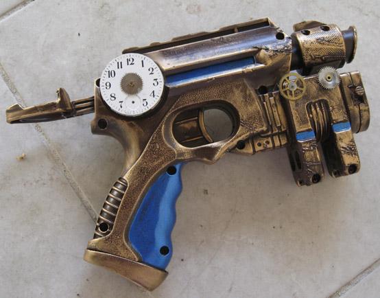 Nerf gun mod