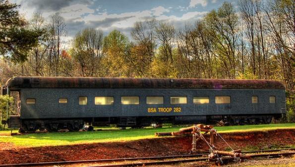 Ten Repurposed Railroad Cars | RecycleNation