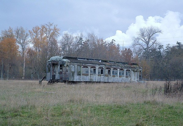 Old Railroad Cars For Sale