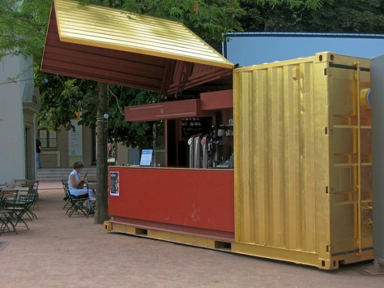 Seven Shipping Container Restaurants Recyclenation