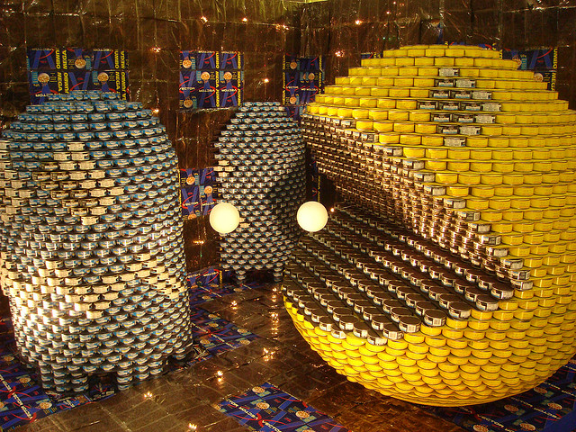 Ten Recycled Versions Of Pac Man Recyclenation