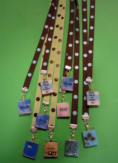 bookmarks Ten Creative Ways to Recycle Scrabble Tiles