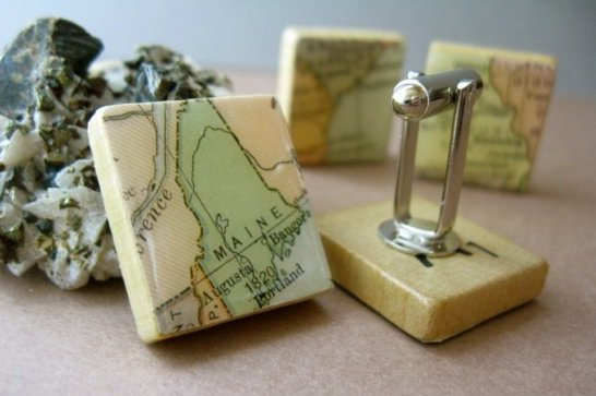 cufflinks Ten Creative Ways to Recycle Scrabble Tiles
