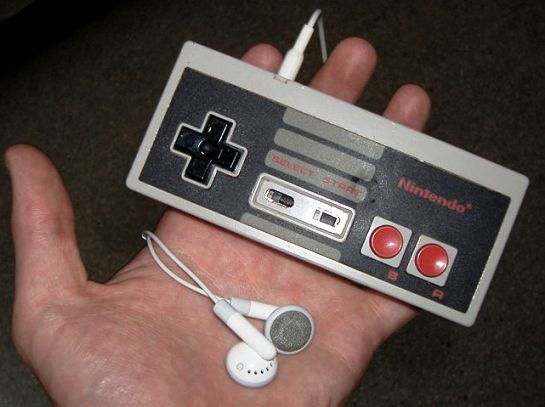 how to make a nes controller vape mod