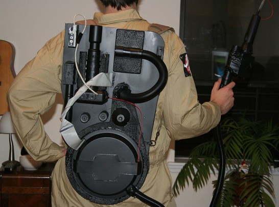 Ten Incredible Diy Ghostbusters Packs Recyclenation