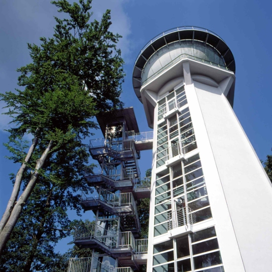 essen2 Seven Water Towers Transformed into Houses
