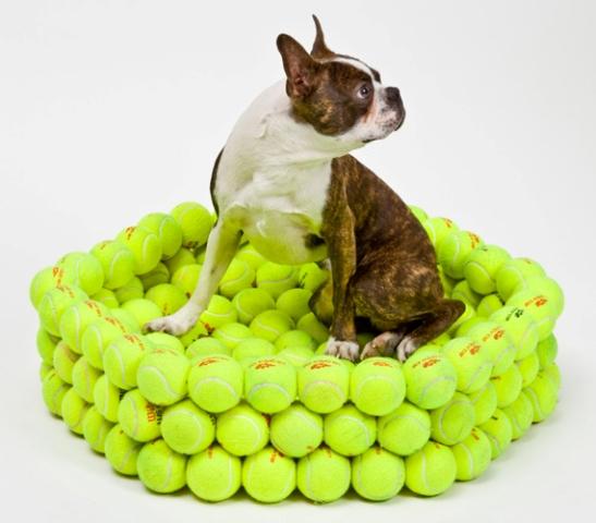 Delicieux Ten Amazing Tennis Ball Furniture Designs