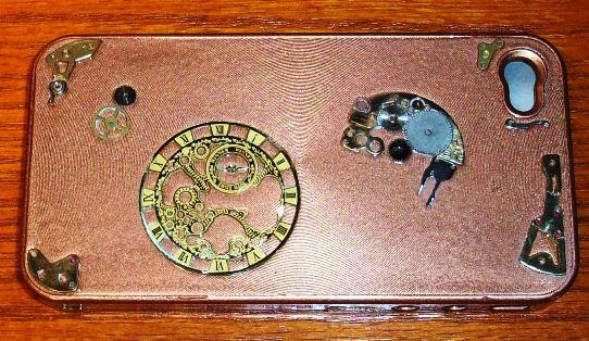 3 iphone top Ten Incredible Steampunk Cell Phones