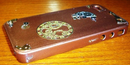 3 iphone Ten Incredible Steampunk Cell Phones