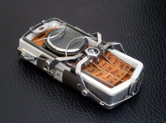 5 retro de luxe Ten Incredible Steampunk Cell Phones