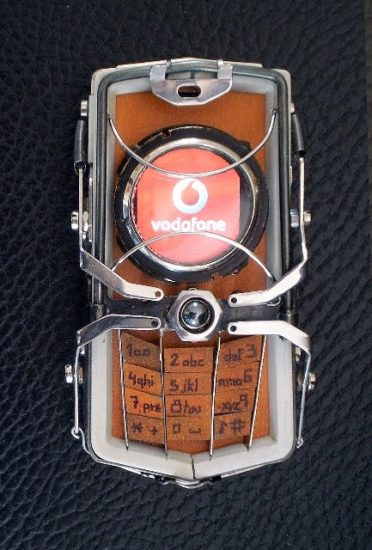 5 retro3 Ten Incredible Steampunk Cell Phones