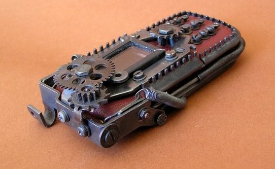 7 m47 2 Ten Incredible Steampunk Cell Phones