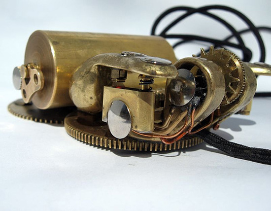466305129 28a95a1d87 Ten Incredible Steampunk Computer Mouse Mods