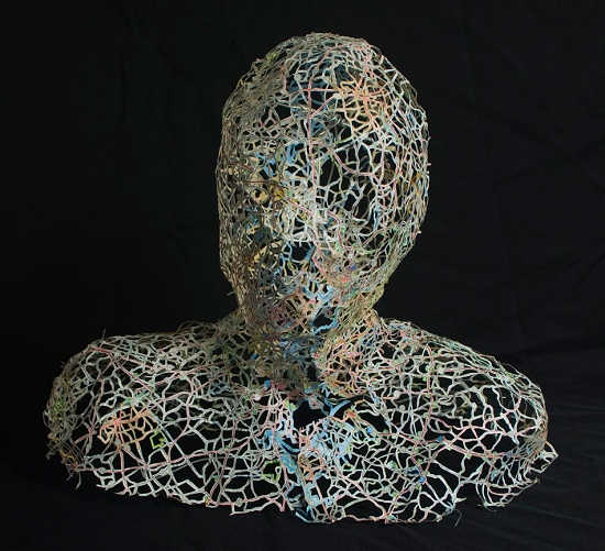 NR1 Dissected Street Maps Transformed into Human Bodies