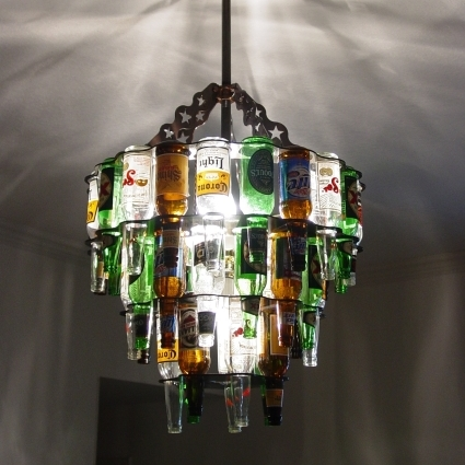 How to Make 10 Incredible Chandeliers Created Out of Everyday Junk ...