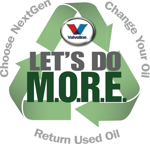 Valvoline S Thom Smith Recycled Motor Oil Reborn With