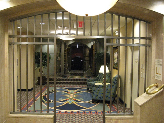 repurposed bank vaults - Ten Incredible Repurposed Bank Vaults RecycleNation