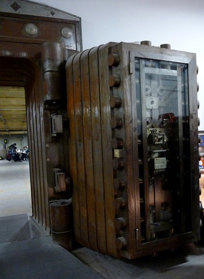 repurposed bank vaults - Ten Incredible Repurposed Bank Vaults RecycleNation