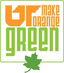 UT Make Orange Green recycling