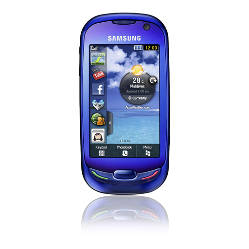 Samsung Blue Earth Everything An Eco Friendly Phone Should Be Recyclenation