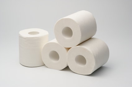 toilet paper recycle