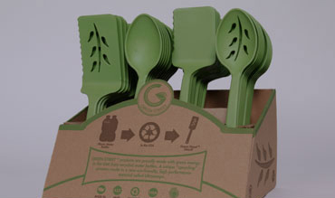 Green Your Utensils With Street
