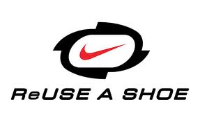 Nike Reuse a Shoe Nike's Reuse a Shoe Program