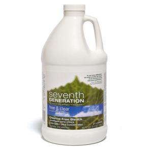 Seventh Generation bleach recycling