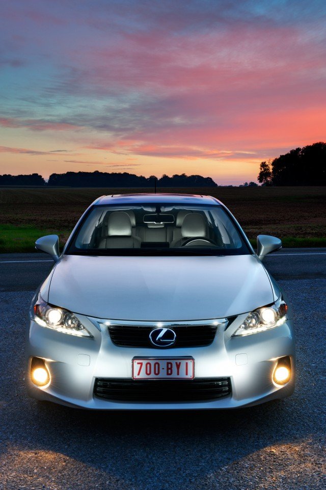 Green Wheels: 2013 Lexus CT 200h Premium Hybrid Compact ...