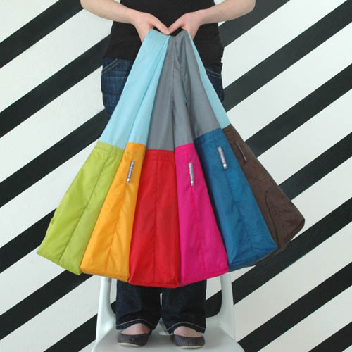 Flip & Tumble reusable bag
