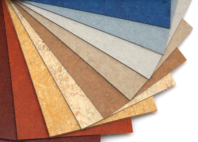 C d recycling linoleum flooring recyclenation for Linoleum cork