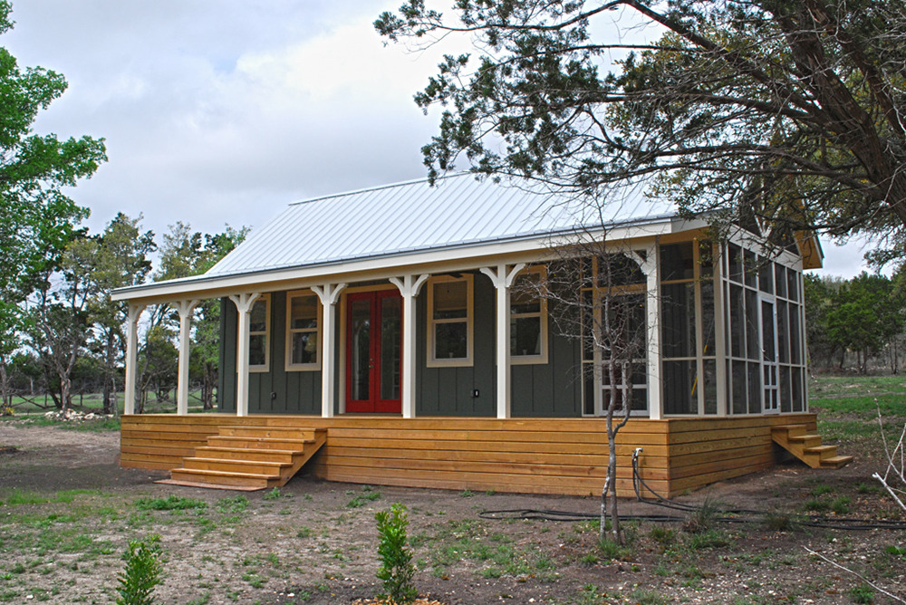 kanga cottage cabin Transform Everyday Dwellings with Kanga Room Systems