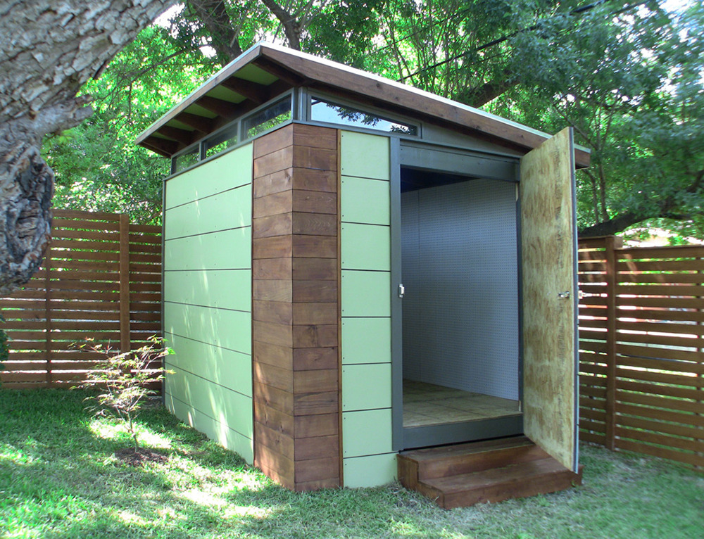 Transform everyday dwellings with kanga room systems recyclenation - Backyard sheds plans ideas ...