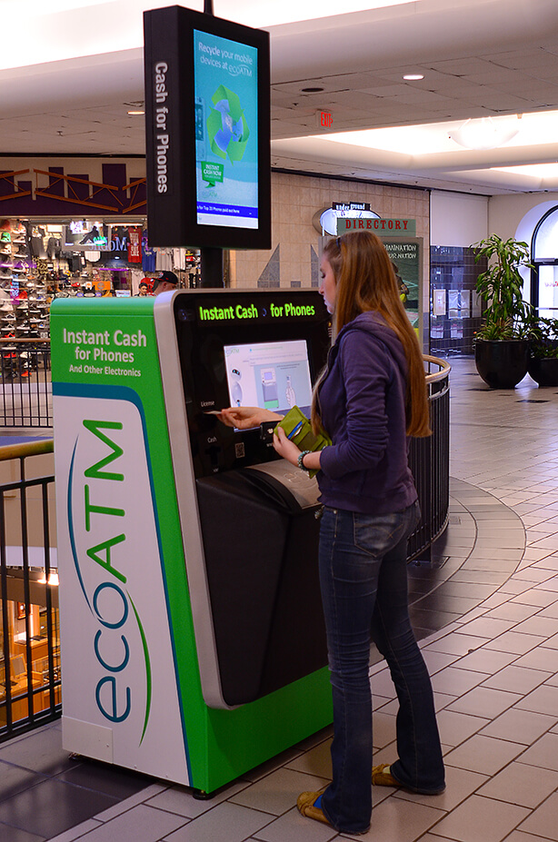 ecoATM's Green Mission | RecycleNation