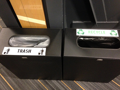 Georgia Tech recycling