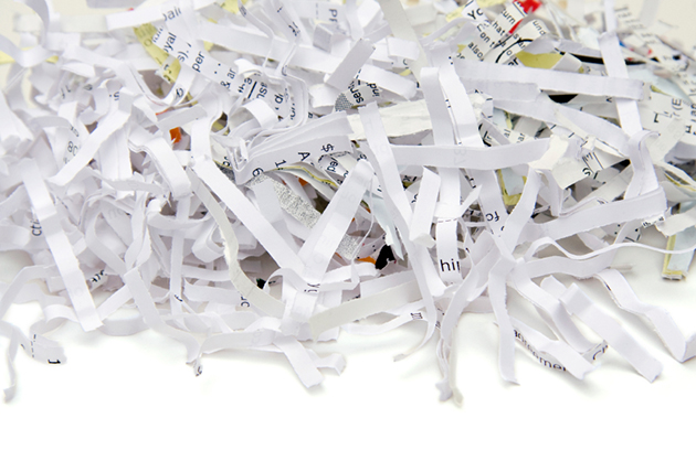 paper shred A paper shredder is a mechanical device used to cut paper into either strips or fine particles government organizations, businesses, and private individuals use.