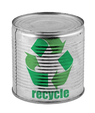 Image result for Tin metal recycle