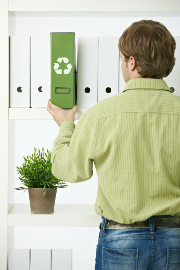 Ten Ways to Green Your Office