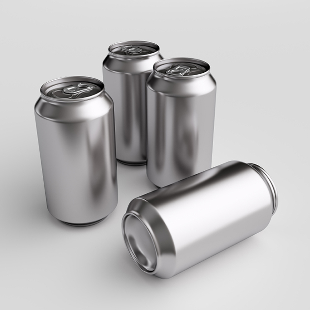 How to recycle aluminum recyclenation for Things made out of tin cans