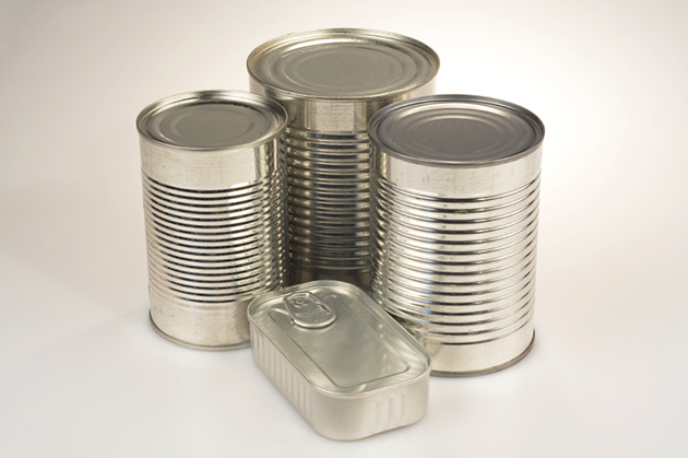 What Are Food Cans Made Out Of