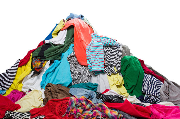 4. Wiping Cloths. More than half of worn-down clothing, towels, sheets, and other textiles that charities collect is repurposed into wiping rags.