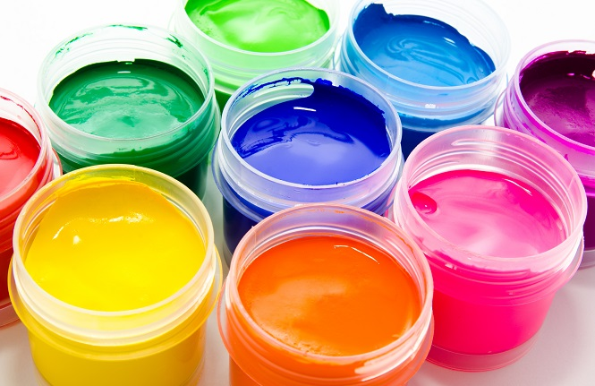 Paint Colors To Make Yellow