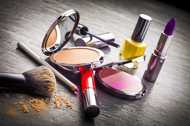For those of us who wear makeup, it seems as though our collection of half- used eye shadow palates and bottles of nail polish is never-ending.